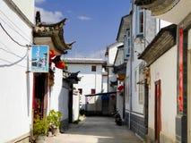 Традиционные жилые дома XiZhou Стоковые Фото