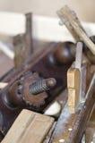 Традиционные инструменты плотника Стоковое Изображение RF