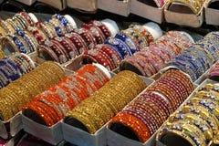 Традиционные индийские bangles Стоковое Изображение RF