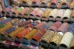Традиционные индийские bangles Стоковое Изображение