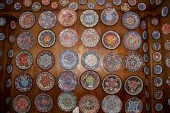 Традиционные местные сувениры в Джордане, Ближний Востоке Стоковое Изображение RF