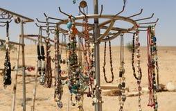Традиционные местные сувениры в Джордане Стоковое Изображение RF
