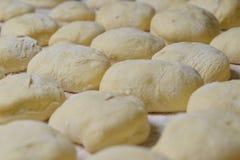 Традиционные домодельные donuts Стоковое Изображение RF