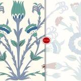 Традиционный арабский орнамент безшовный для вашего дизайна вектор Справочная информация Стоковые Изображения RF