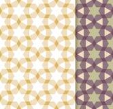 Традиционный арабский орнамент безшовный Стоковая Фотография