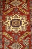 Традиционный армянский ковер Стоковое Фото