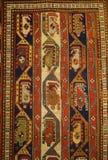 Традиционный армянский ковер Стоковые Фото