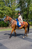 Традиционный венгерский парад сбора 11-ого сентября 2016 в VI Стоковые Изображения