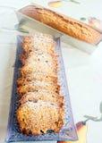 Традиционный еврейский мед Cake#3 Стоковые Изображения