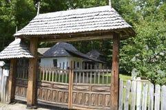Традиционный деревянный строб Стоковые Фото