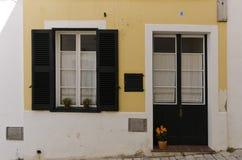 Традиционный испанский дом Стоковое Фото