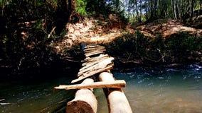 Традиционный мост стоковое фото rf