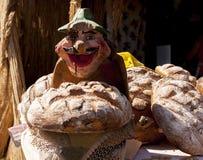 Традиционный польский хлеб Стоковая Фотография