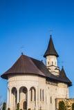 Традиционный румынский монастырь Стоковые Фото