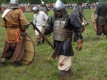 Традиционный фестиваль старой культуры славян стоковые изображения