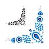 Традиционный фольклорный орнамент бесплатная иллюстрация