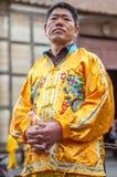 Традиционный человек Стоковые Изображения