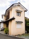 Традиционный японский торговый дом Стоковые Фотографии RF