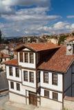 Традиционный дом тахты Стоковое фото RF