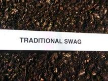 Традиционный Swag Стоковое Фото