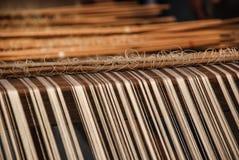 Традиционный weave, Таиланд стоковые изображения rf