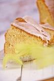 традиция пасхи торта хлеба декоративная Стоковое фото RF