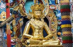 Традиция buddhas стоковая фотография rf