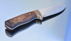 Требовать для ножа охотиться и располагать лагерем-качества Стоковые Изображения RF