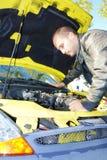 Тревога автомобиля Стоковое Изображение RF