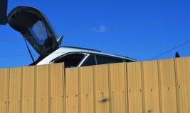 Тревоги автомобиля Стоковое фото RF