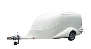 трейлер автомобиля Стоковое фото RF