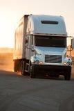 трейлер трактора Стоковые Изображения RF