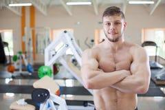 Тренер фитнеса Стоковая Фотография RF