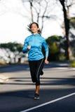 тренировка бегунка марафона Стоковые Изображения RF