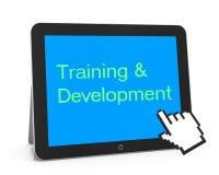 Тренировка и развитие стоковые фотографии rf