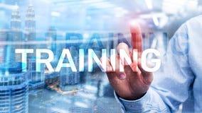 тренировка развитие личное Дело и образование, концепция обучения по Интернетуу стоковое фото rf