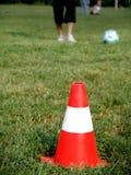 тренировка футбола Стоковое Изображение RF