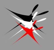 тренировки танцы Стоковые Фотографии RF