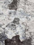 трескает стену текстуры старой краски затрапезную Стоковая Фотография RF