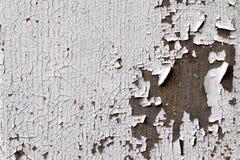 Трескающ, облупленная краска Стоковая Фотография RF
