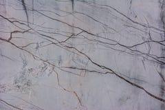 Треснутая конкретная предпосылка крупного плана текстуры Стоковые Фотографии RF