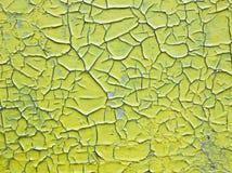 треснутая краска Стоковая Фотография RF