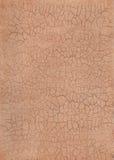 Треснутая покрашенная поверхностная текстура Стоковое фото RF