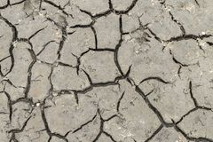 Треснутая почва Стамбул Стоковые Изображения