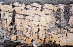 Треснутая старая стена Стоковая Фотография RF