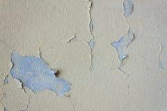 Треснутая старая текстура предпосылки детали стены для текста или изображения Абстрактная предпосылка, старая треснутая стена гип Стоковая Фотография RF