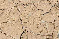 треснутая сухая земля стоковое фото rf