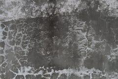 треснутая темная стена Стоковое Фото