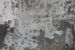 треснутая темная стена Стоковые Фотографии RF