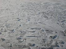 Треснутый лед 1 Стоковые Фото